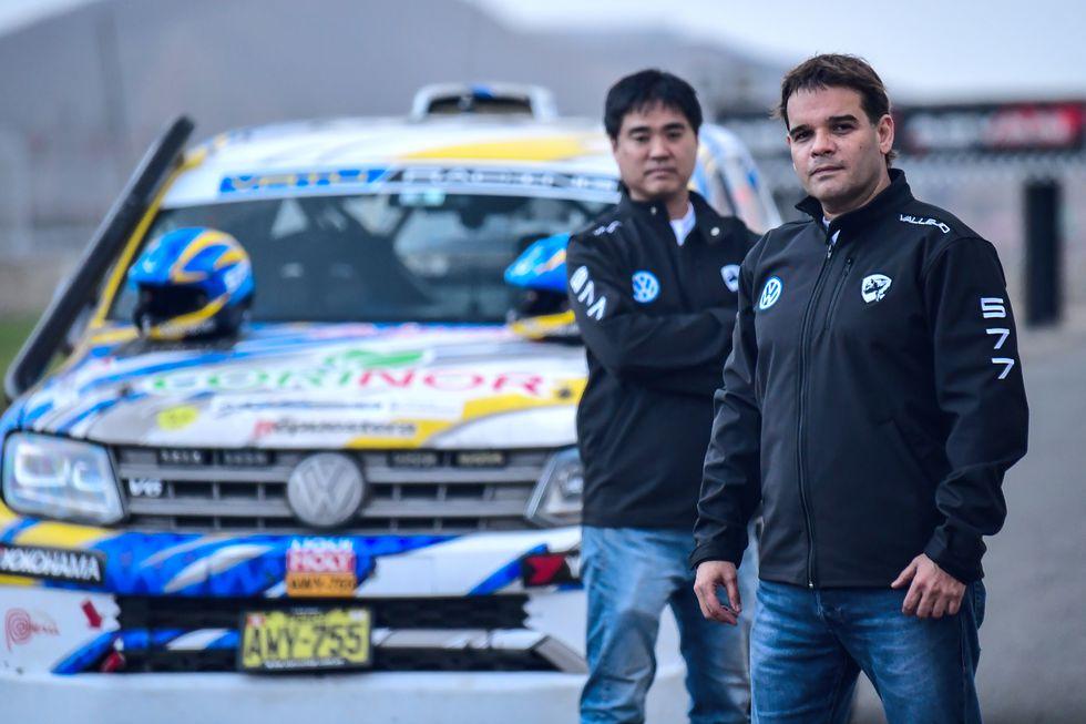 Vallejo y Makino fueron terceros el año pasado. (Foto: Itea Media)