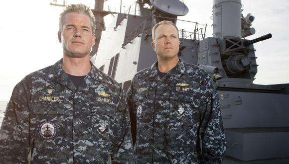 """""""The Last Ship"""": la salvación del mundo en un barco"""