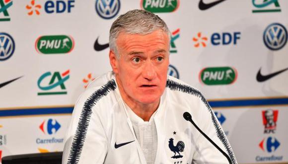 El entrenador de Francia, rival de Perú en la Copa del Mundo 2018, indicó que algunos futbolistas que merecen ir al certamen no serán convocados por dos motivos concretos. (Foto: Reuters)