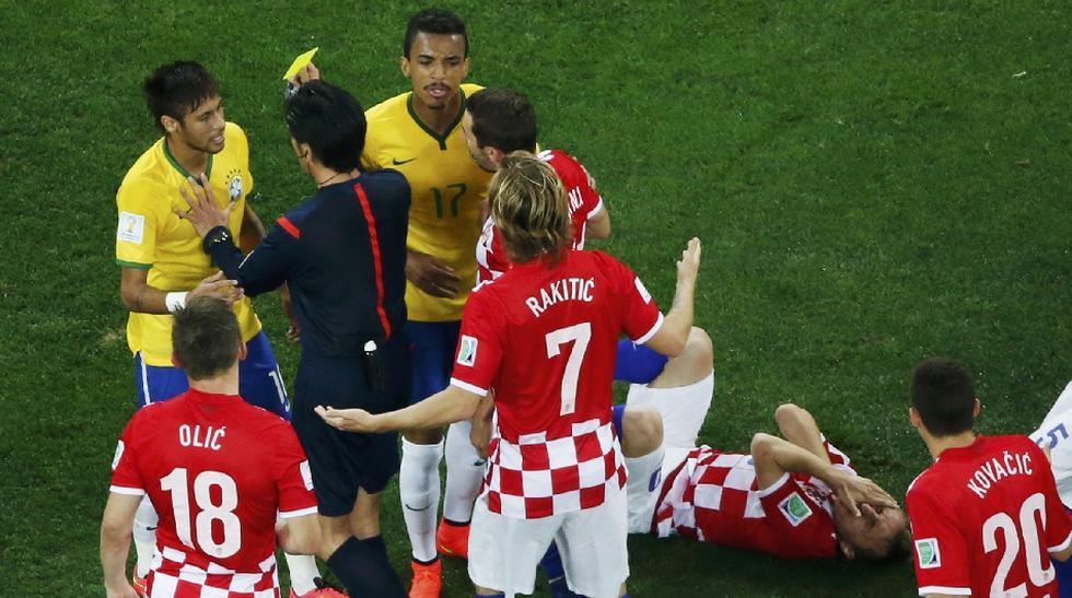 Brasil 2014: las polémicas de la fase de grupos del Mundial - 1