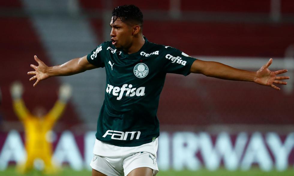 Palmeiras es el representante de Conmebol tras ganar la Copa Libertadores 2020 ante Santos. | Foto: AFP