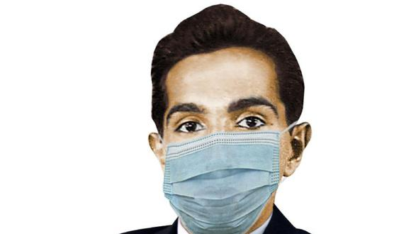 Oportunista e indeseable como un virus, Dennis Angulo (Casma, 1969) vuelve.