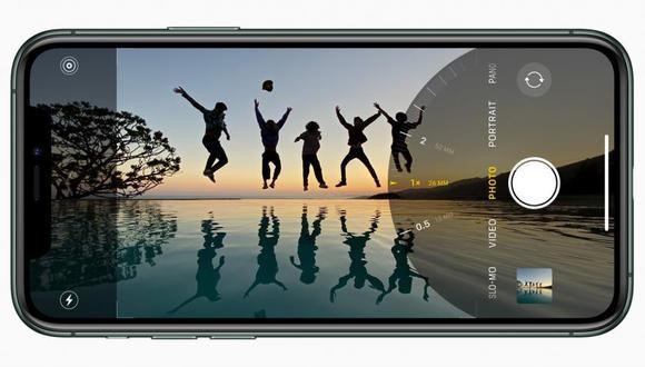 La compañía anunció un nuevo modo de selfies, en la que permite grabar videos 4K a 60 fps para dar la sensación de capturas en cámara lenta. Los nuevos iPhone fueron anunciados esta semana. (Foto: Apple)