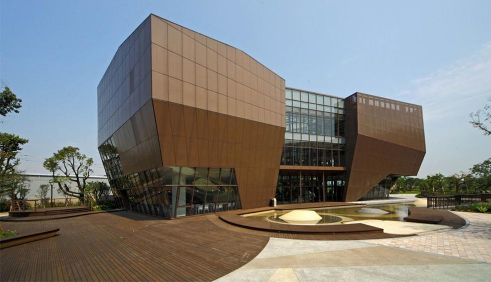 Museo de Chocolate Hunya / J. J. Pan & Partners. (Foto: Difusión)