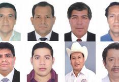 La Libertad: Estos son los 17 candidatos que postulan a gobernador regional