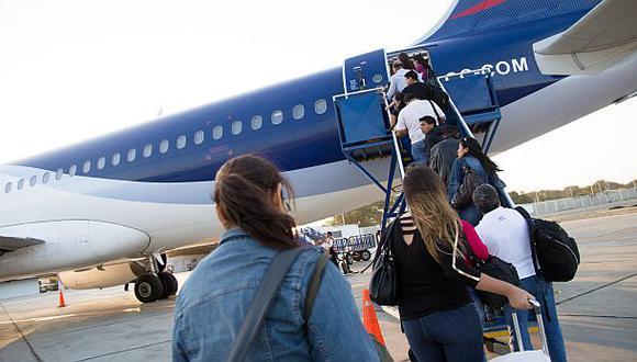 Lan Perú: pasajes aéreos han disminuido en 22% en promedio