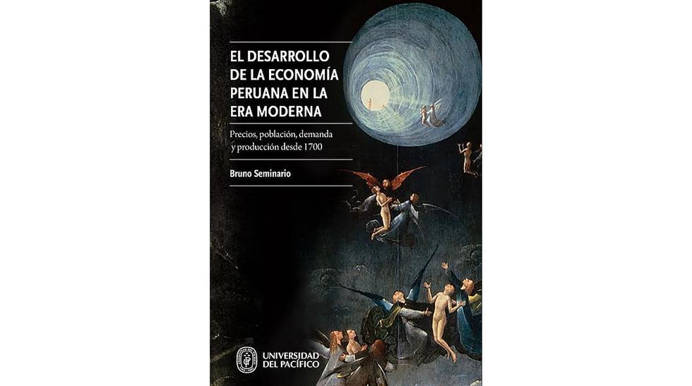 """1. """"El desarrollo de la economía peruana en la era moderna: Precios, población, demanda y producción desde 1700"""". Autor: Bruno Seminario. La publicación presenta una interpretación preliminar de las distintas"""