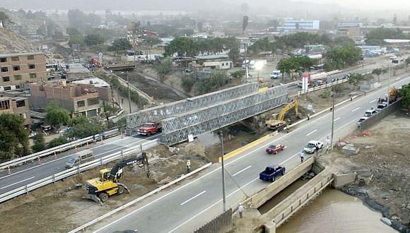 Ramiro Prialé: ¿Quiénes son los responsables del puente Bailey?