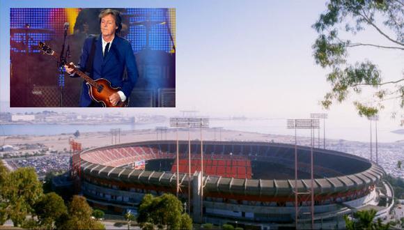Paul McCartney cantará en local del show final de los Beatles