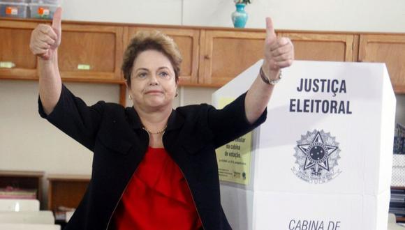 Dilma Rousseff volvió este año al ruedo político después de ser destituida como presidenta de Brasil. (Foto: EFE)