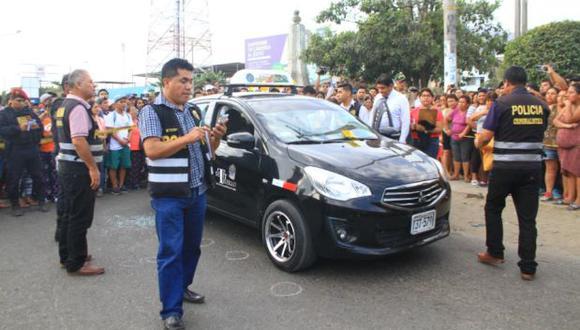 Triple homicidio en Trujillo: policía investiga tráfico de terrenos