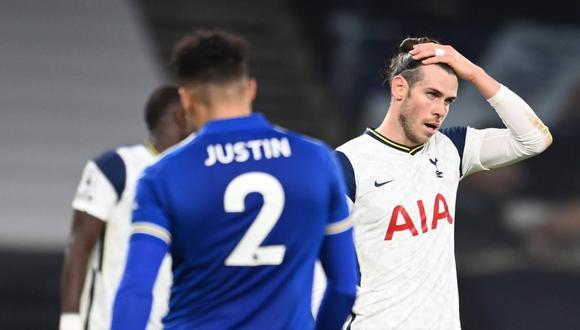 Gareth Bale no seguiría en Tottenham una segunda temporada. (Foto: EFE)