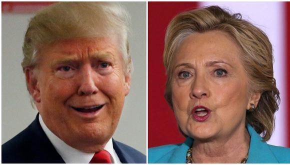 Trump dice que victoria de Clinton dejaría a EE.UU. en crisis