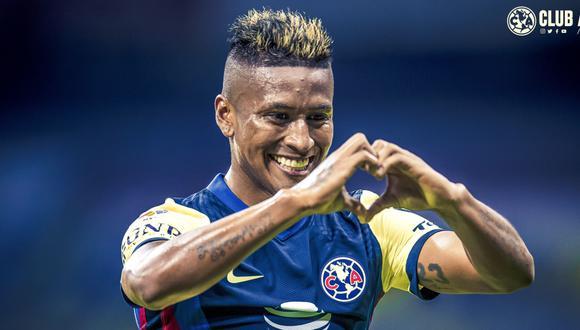 Pero Aquino convirtió el 2-0 a favor del América frente al Pachuca por la Liga MX