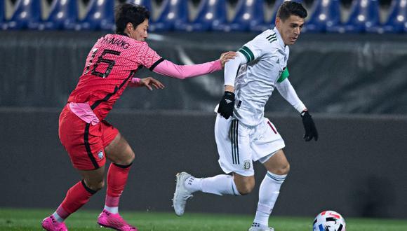 México derrotó 3-2 a Corea del Sur en el amistoso de fecha FIFA que ambos elencos disputaron en Austria   Foto: @miseleccionmx