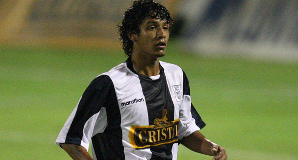 Manco debutó en Primera División con Alianza Lima y estuvo en dos procesos distintos: 2006-2008 y 2015-2016. (Foto: GEC)