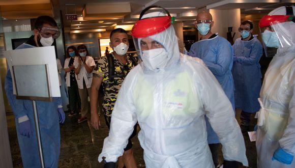 Coronavirus en España | Ultimas noticias | Último minuto: reporte de infectados y muertos miércoles 1 de julio del 2020 | Covid-19 (Foto: Josep LAGO / AFP).