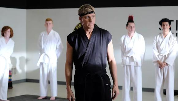 Tras salir de Cobra Kai, ¿Johnny podría convertirse en el próximo sensei del Miyagi-Do? (Foto: Netflix)