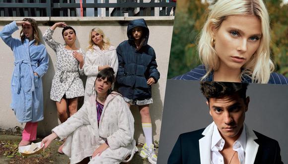 A Patrick (Manu Ríos) Ari (Carla Díaz), Mencía (Martina Cariddi) y Pol Granch (Philippe) se suman nuevos alumnos en la quinta temporada, actualmente en rodaje.