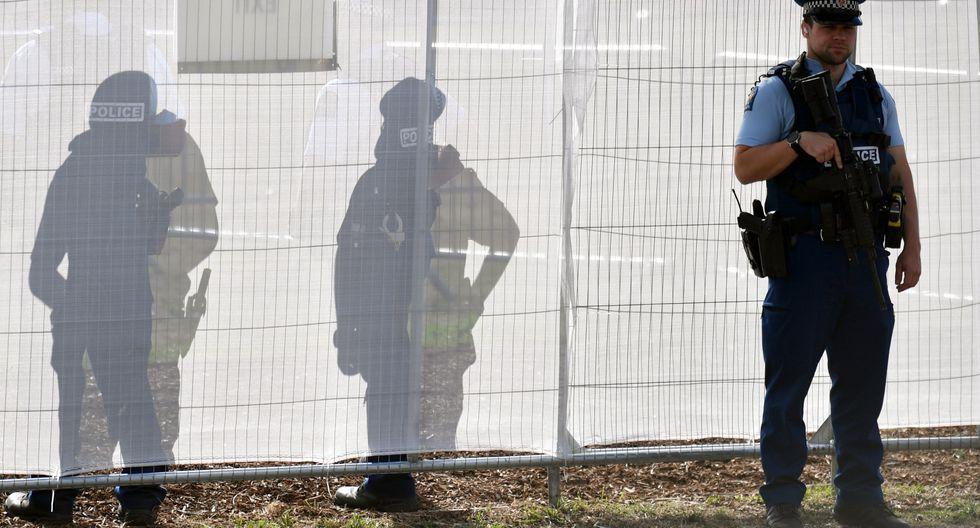 El acusado, que fue detenido la víspera, se declaró este miércoles inocente de los cargos ante un juez de un tribunal de Christchurch. (Foto: EFE)