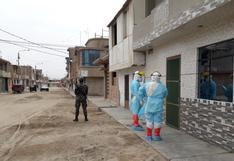 Lambayeque: realizan campaña a domicilio para detectar posibles casos de COVID-19