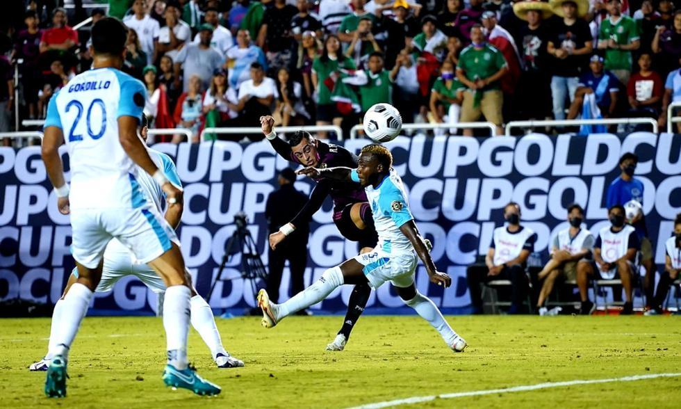 Cómo quedó México vs. Guatemala: resumen, goles y resultado por Copa de Oro  2021   Ganó México hoy   MÉXICO   mx   DEPORTE-TOTAL   EL COMERCIO PERÚ