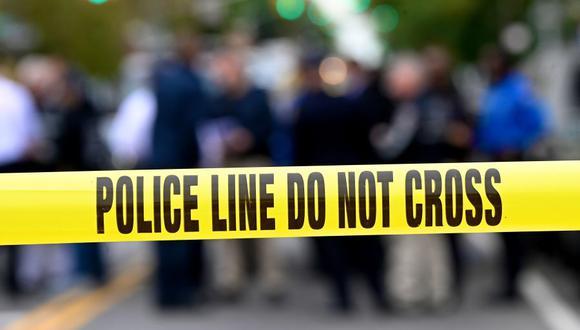 Nueva York registró el pasado domingo siete homicidios en medio de la creciente violencia en sus calles, donde los tiroteos aumentaron la semana pasada en un 176% con respecto al mismo periodo del año pasado. (Foto: Johannes EISELE / AFP).