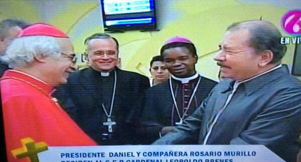Daniel Ortega reaparece y acaba con rumores sobre su muerte