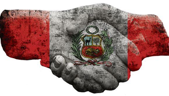 """""""Por años, el Perú ha sobrellevado una polarización política brutal, donde se han privilegiado la confrontación, la exclusión y el insulto"""". (Ilustración: Giovanni Tazza)"""
