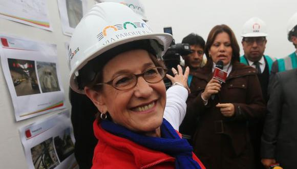 Según la fiscalía, Susana Villarán habría recibido U$S10 millones de las empresas Odebrecht y OAS entre el 2013 y 2014. (Foto: GEC)