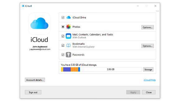 Apple lanza una extensión de Chrome para utilizar en Windows las contraseñas guardadas en iCloud. (Captura de pantalla)
