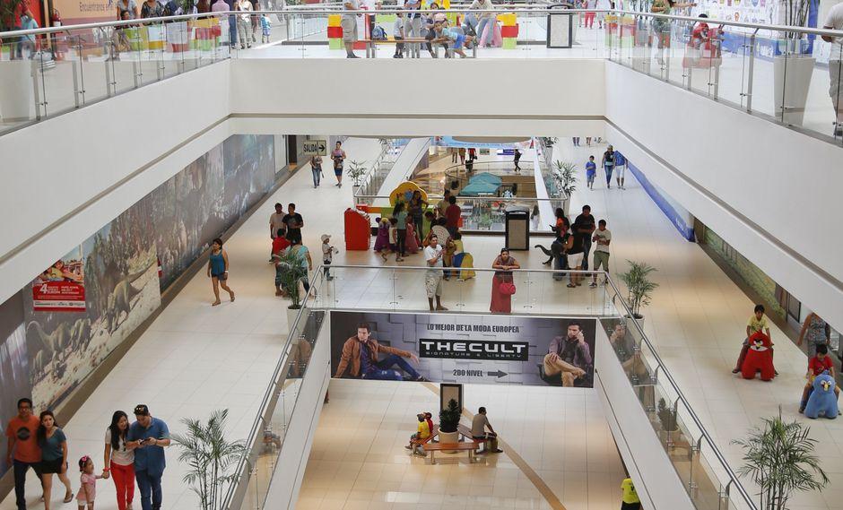 El sector retail está conformado por los supermercados y  tiendas por departamento, ferreterías, boticas y farmacias, librerías, entre otros. (Foto: USI)
