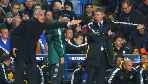 Hiddink revela que era prioridad en Leicester antes que Ranieri