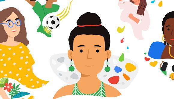 ¿Ya tienes los nuevos comandos del asistente de voz de Google por el Día de la Mujer? Así puedes activarlos. (Foto: Google)