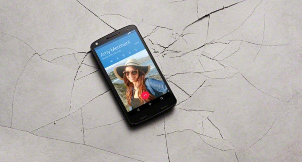 Llega al Perú el Moto X Force, el smartphone más resistente