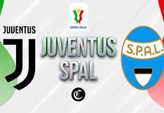Juventus vs. SPAL EN VIVO: transmisión EN DIRECTO del duelo por los cuartos de final de la Copa Italia
