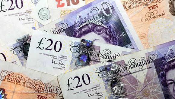 Brexit: la libra cae a su nivel más bajo en 31 años