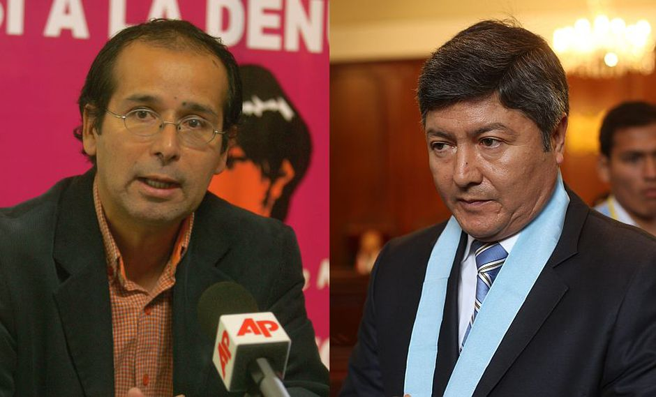 Ronald Gamarra revela que Mateo Castañeda lo insultó y amenazó