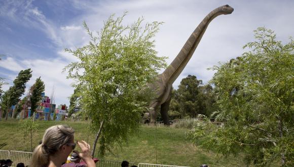 Los dinosaurios emigraron de Europa durante el Cretácico
