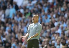 Guardiola negó que el Manchester City haya fracasado en la Champions League