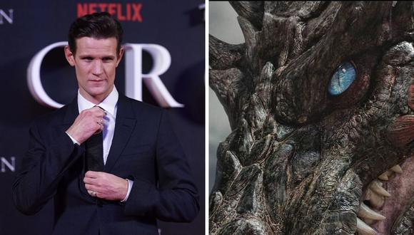 """""""House of the Dragon"""" es la precuela de """"Game of Thrones"""". Basada en hechos 300 años antes de la popular serie. (Foto: Niklas Halle'n  / AFP / Instagram @mattsmith)."""