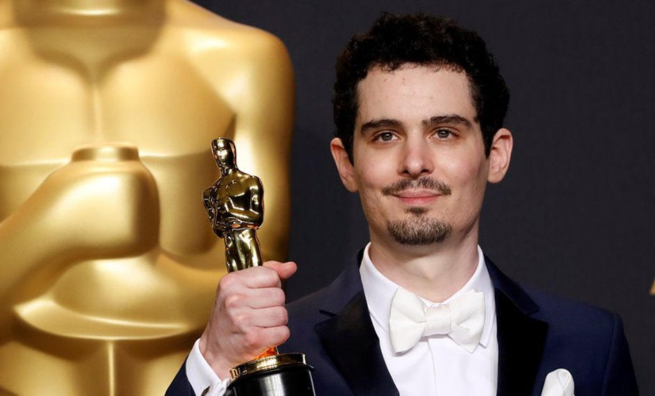 """Damien Chazelle, ganador del Oscar por """"La La Land"""". (Foto: Agencias)"""