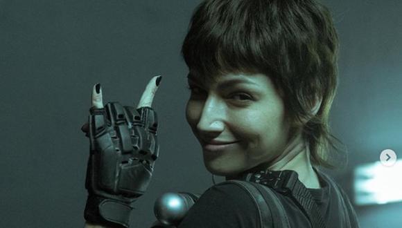 """Tokio, ¿realmente podría ser la protagonista de un spin-off de """"La casa de papel""""? (Foto: Netflix)"""
