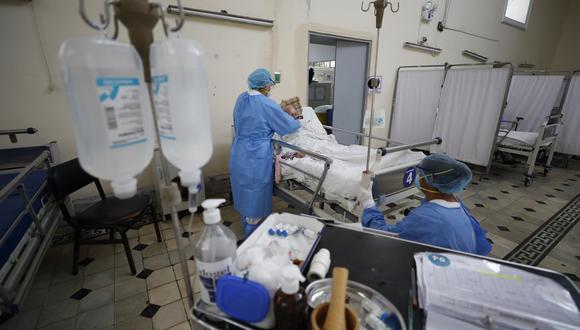 En el país, 31.870 personas han fallecido  por el coronavirus y 782.695 han contraído la enfermedad, según el portal de la Sala Situacional del Ministerio de Salud. (Foto: Cesar Bueno/ GEC)