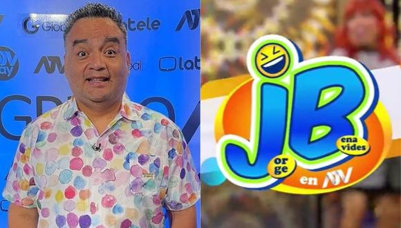 "Jorge Benavides volverá en febrero a ATV con ""JB en ATV"". (Foto: @jbjorgebenavides)"
