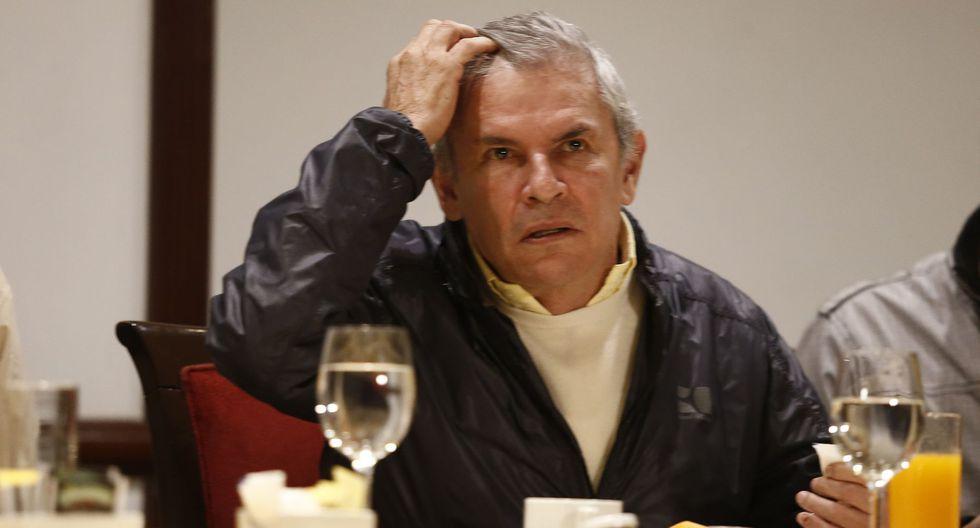 Luis Castañeda Lossio habló de aporte ofrecido por OAS. (Foto: GEC)