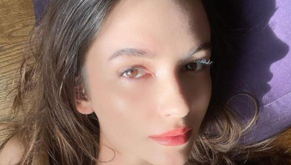 """Leyla Lydia Tuğutlu interpretó a Candan en la telenovela turca """"Mi hija"""" (Foto: Leyla Lydia Tuğutlu / Instagram)"""