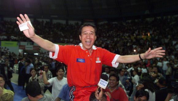 Man Bok Park, un hombre triunfador y silencioso