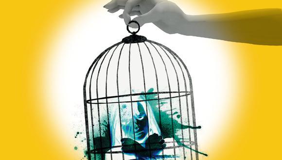 La mayoría de víctimas de trata en el Perú son mujeres. (Ilustración: Raúl Rodríguez)