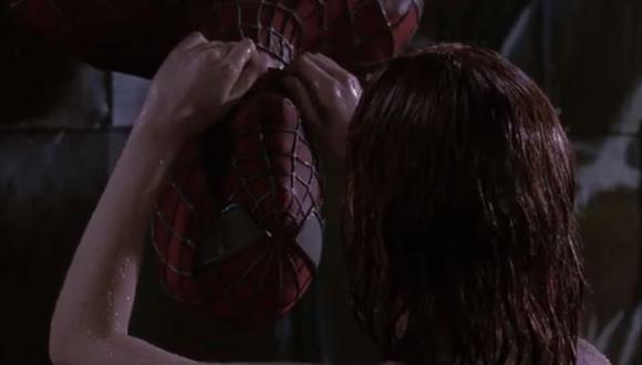 El beso invertido es uno de los momentos más memorables del cine (Foto: Marvel)